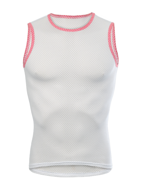 Sleeveless Dryarn Mesh Baselayer - Mens