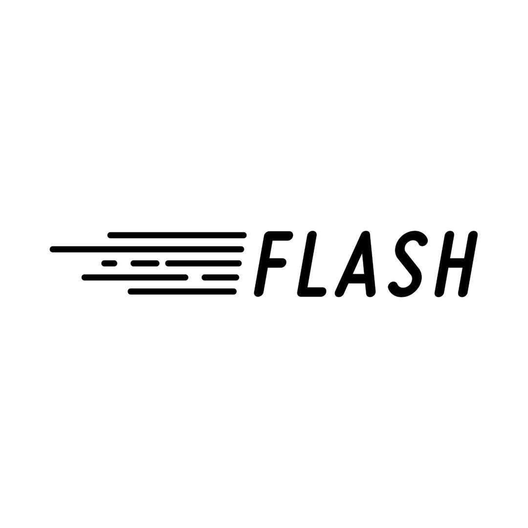 Flash kollektsiooni logo