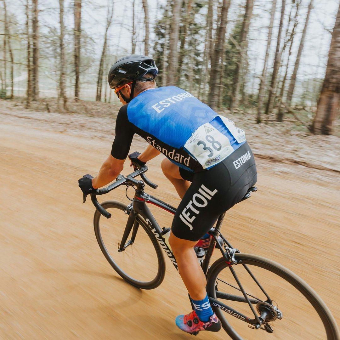 Pro Race rattasärk on loodud võistlemiseks