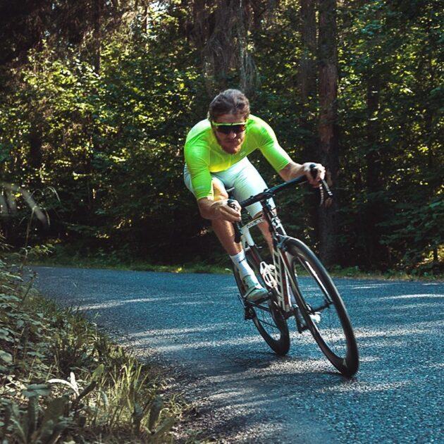 Briis roheline rattasärk