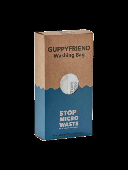 Guppyfriend pesukott pikendab sulle armsate rattariiete eluiga ja takistab mikroplastiku levikut loodusesse