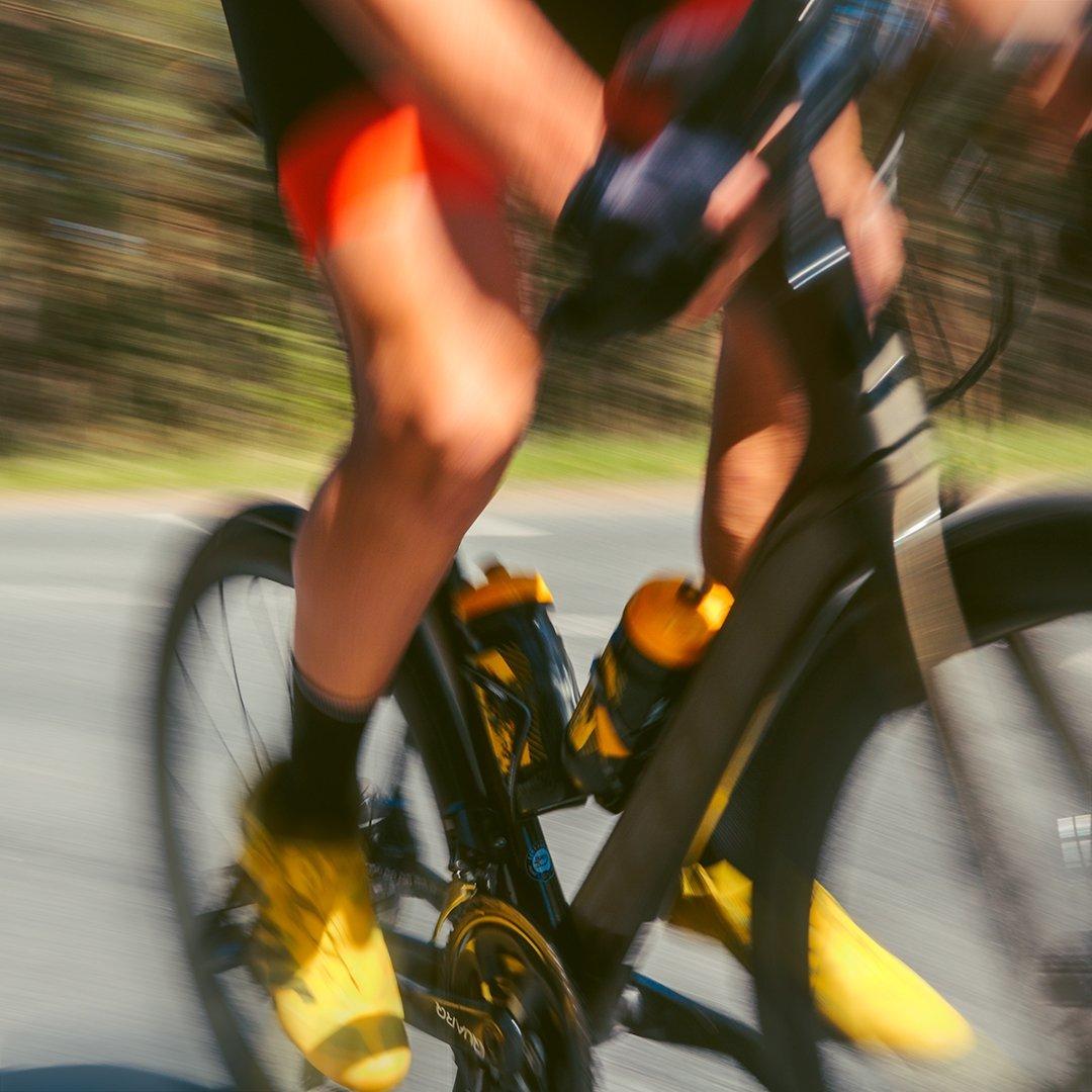 Lõhkudes kukkumises või õnnetuses oma rattariided on nende parandamine sulle tasuta