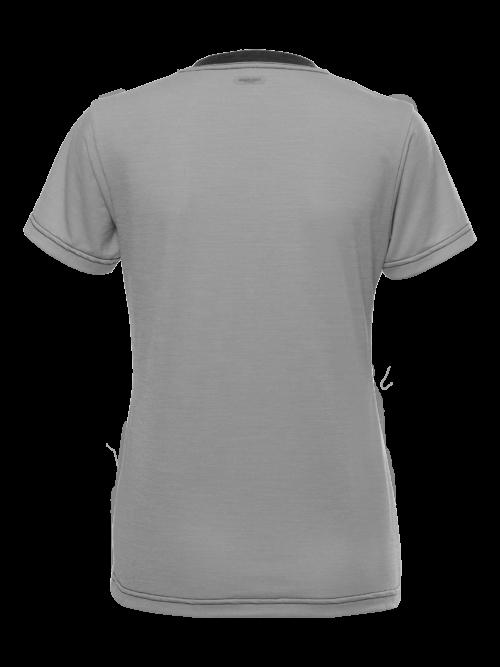 Oma disainiga nahasõbralik meriinvillast t-särk igapäevaseks kandmiseks