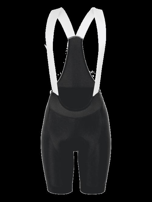 Naiste slim-fit- ja aerodünaamilised traksidega rattapüksid